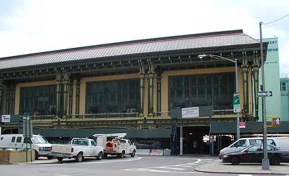 New York's Battery Maritime – Timber Pile Protection