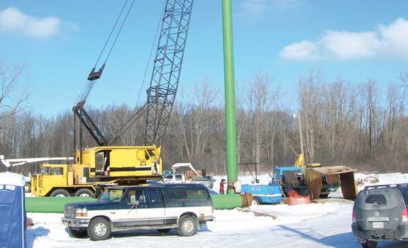 Ontarior Power Generation Company – Pipeline Protection