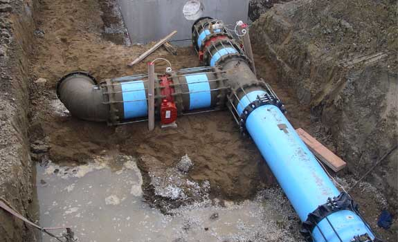 Northern Ontario – Water Pipeline Protection