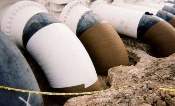 Shell Pipeline – Soil-to-Air Pipeline Protection