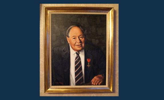 David Winn Portrait