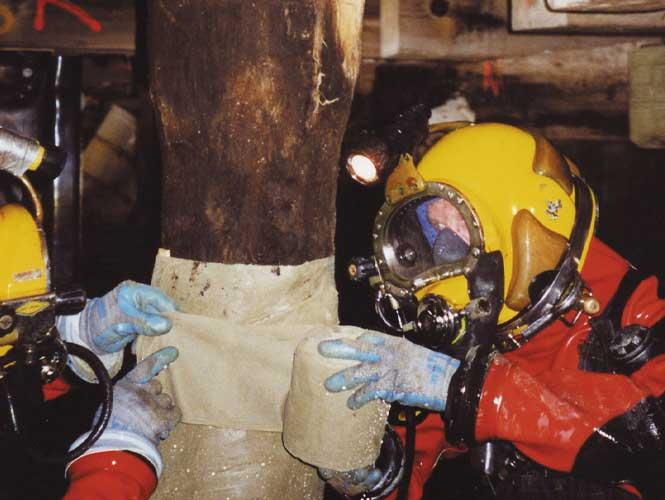 petrolatum protection tape
