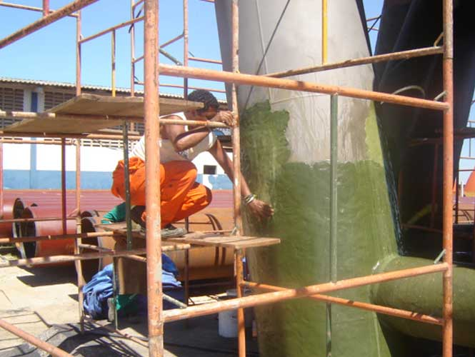 seashield system applications