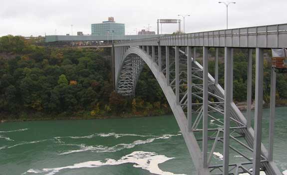 Rainbow Bridge – Bridge Cable Protection