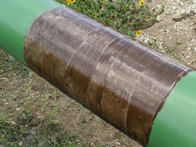 Pipeline bore wrap