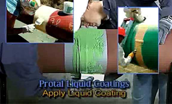 Denso Protal Pipeline Liquid Coatings