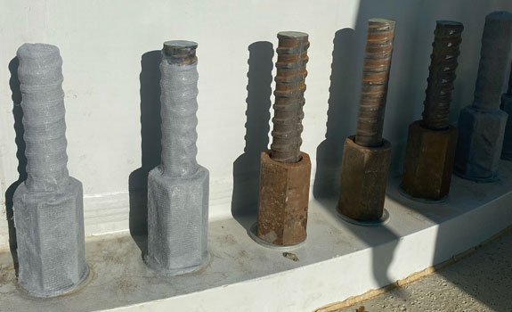 How to Prevent Corrosion of Wind Turbine Anchor Bolts Using the Denso Petrolatum System