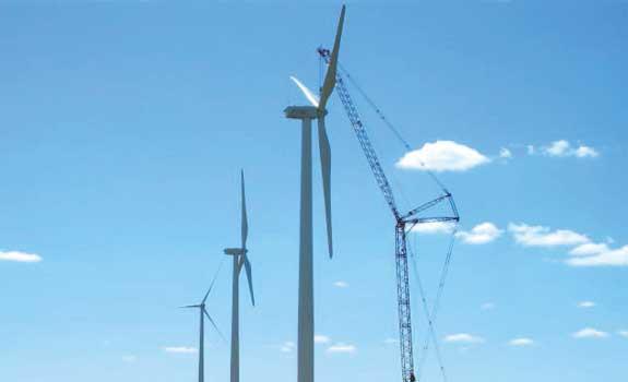 Canadian Wind Turbines