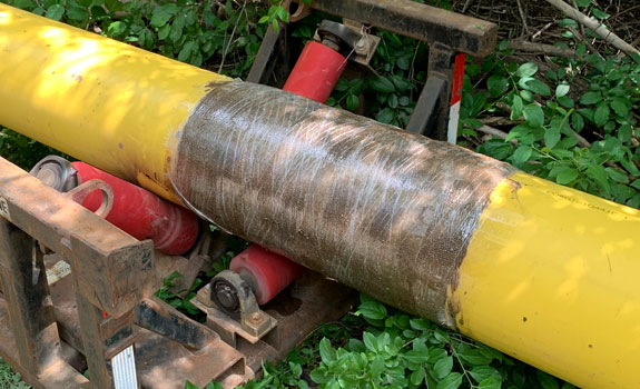 Graber St. – Kitchener Utilities – HDD Pipeline Protection